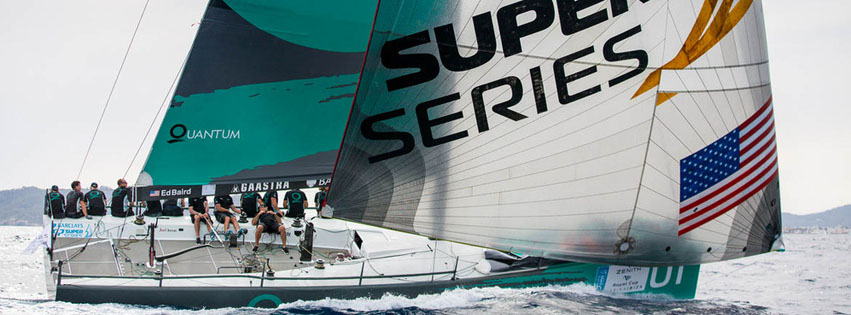 52 SUPER SERIES BAJNOK A QUANTUM RACING