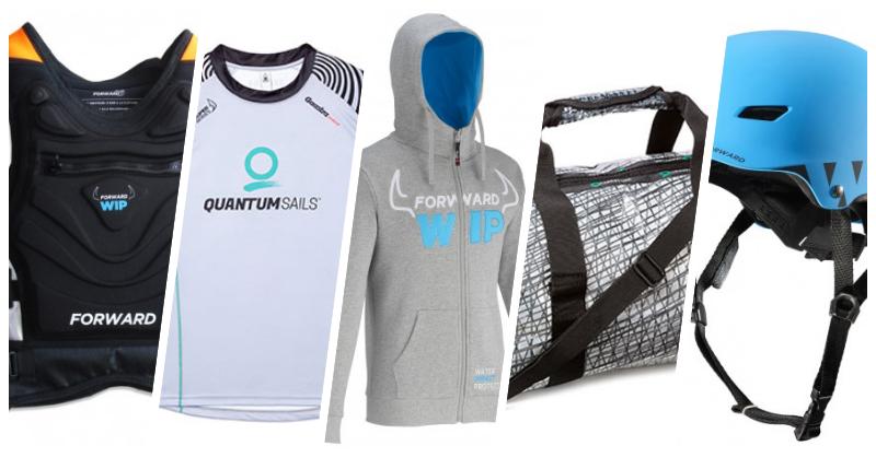 Év eleji készletkisöprés  – Quantum Sails és Forward WIP technikai ruhák kedvezménnyel