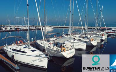 Folytatódik a Quantum Sails Hungary és a Kikötőlánc együttműködése
